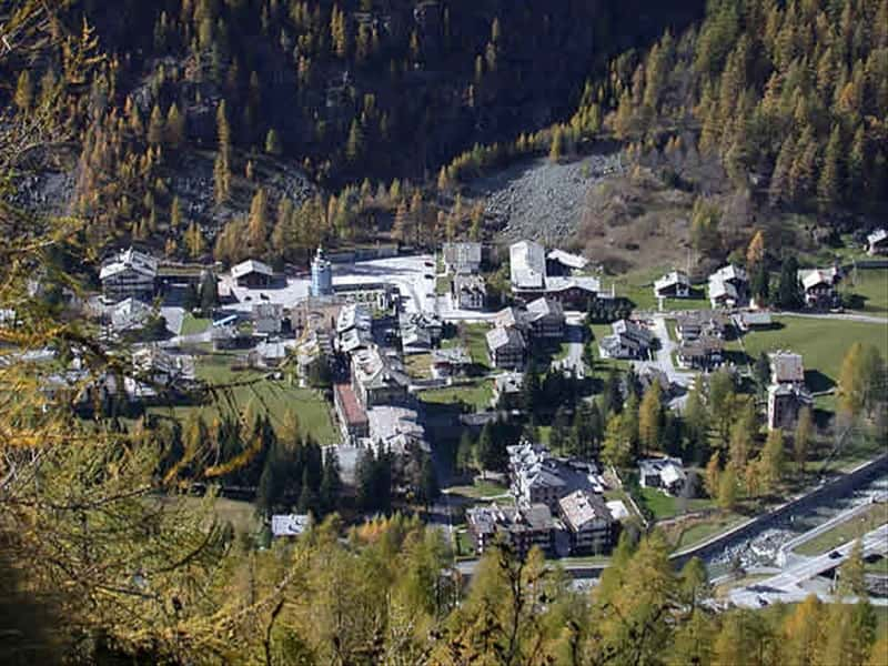 Gressoney La Trinit 233 Monte Rosa Valle D Aosta Locali D