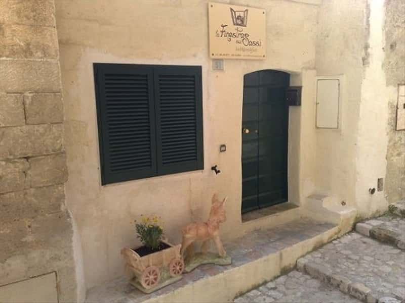 Matera Bed Collection Bed And Breakfast Holiday Guest House Accommodation Matera Basilicata Italy