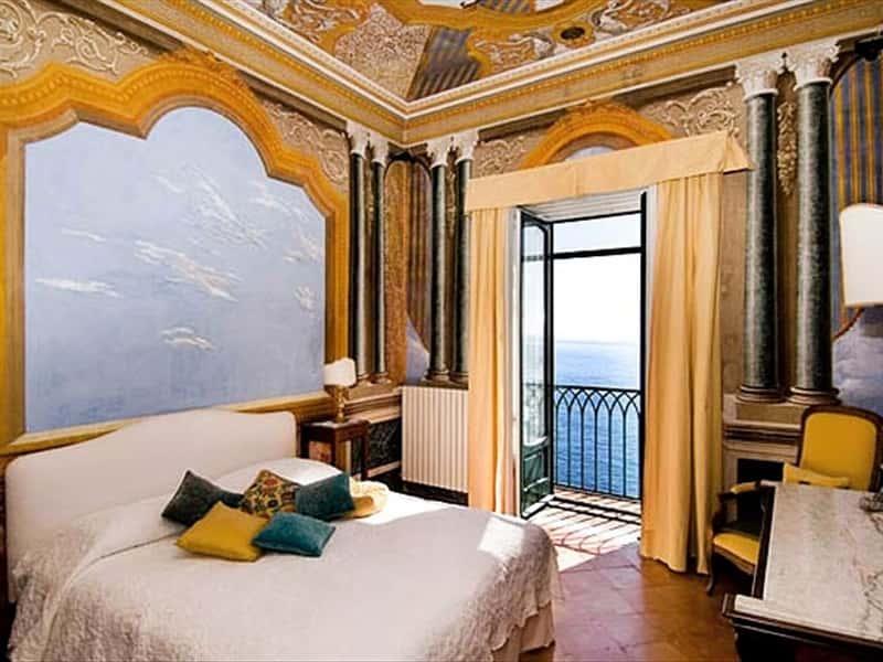Amalfi vacation costa di amalfi case vacanza in amalfi for Appartamenti arredati napoli