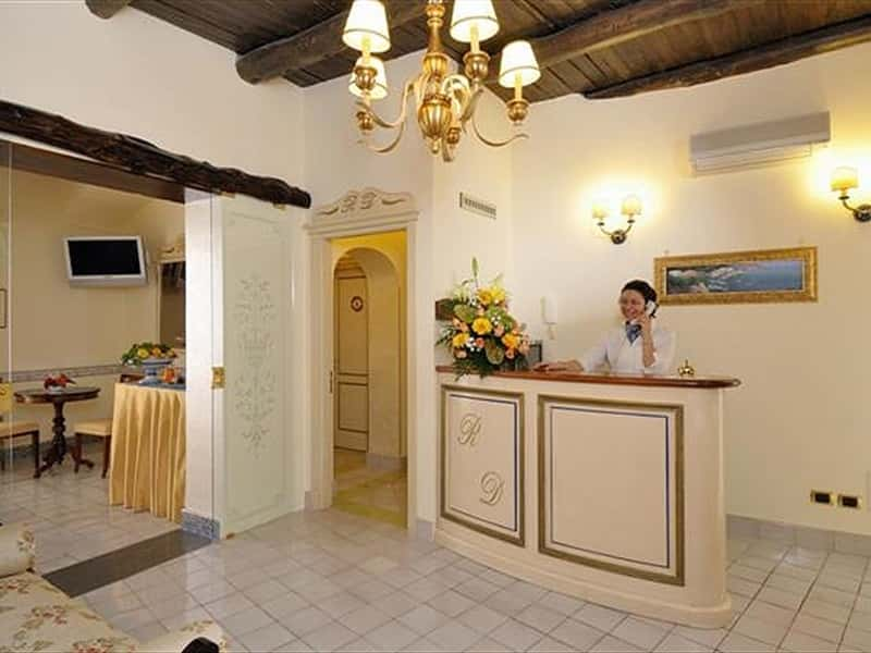 Hotel Residenza Del Duca Amalfi Coast Hotels Accommodation