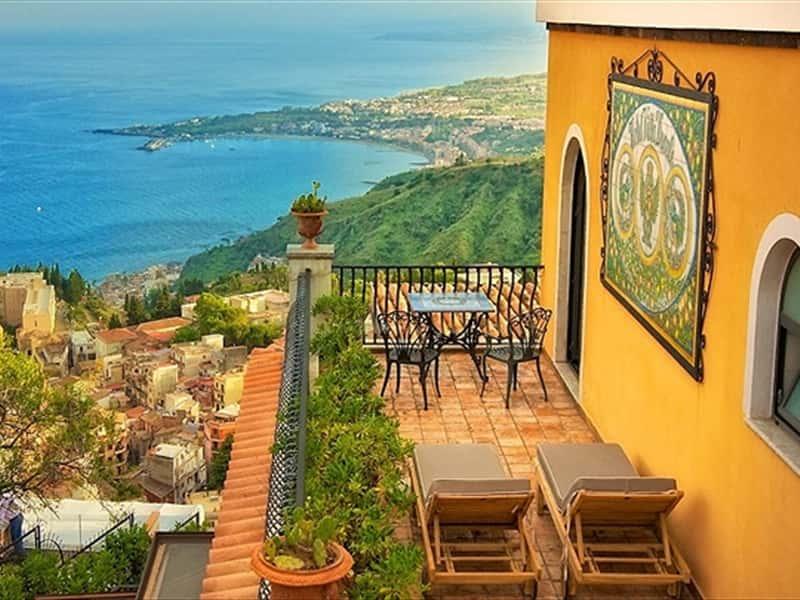 Hotel villa ducale taormina hotel alberghi in taormina for Boutique hotel sicilia