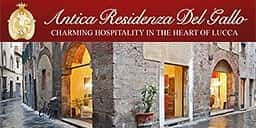Antica Residenza del Gallo Guest House Lucca ed and Breakfast di Charme in - Locali d'Autore