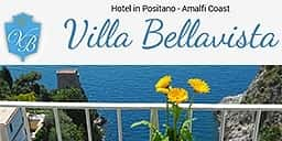 Hotel Villa Bellavista Amalfi Coast otels accommodation in - Italy Traveller Guide