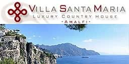 anta Maria Luxury Villa Bed and Breakfast in Vettica (Amalfi) Costiera Amalfitana Campania - Locali d'Autore